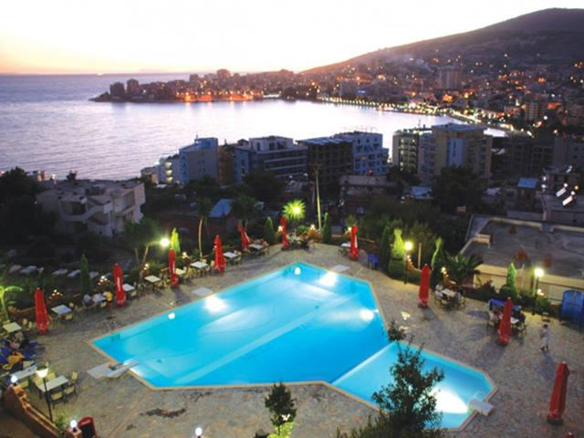 Hotel Mediterrane•Saranda Albania