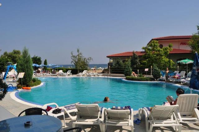 Hotel Blue Bay • Słoneczny Brzeg