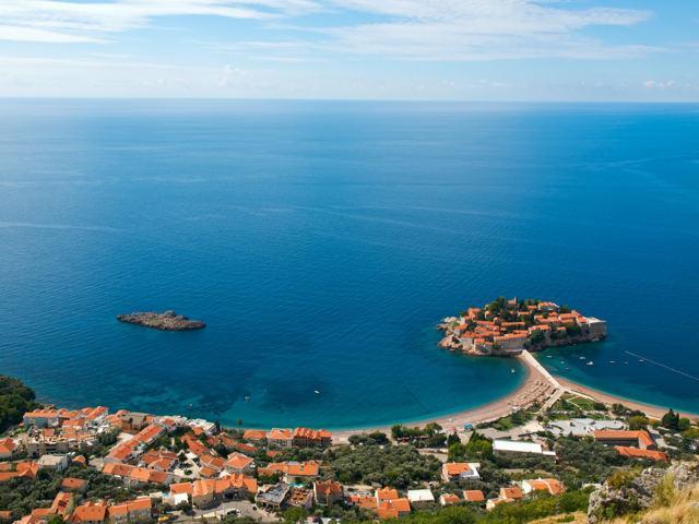 Magiczna Czarnogóra
