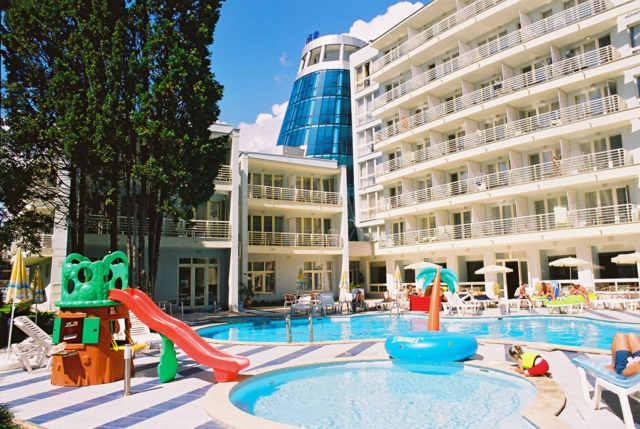 Hotel Kalofer• Słoneczny Brzeg