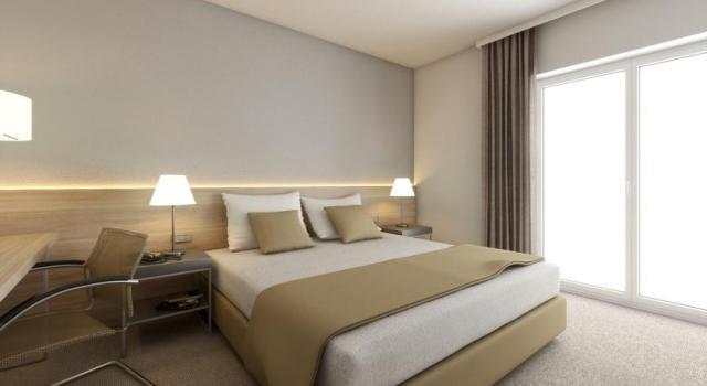 Pokój w hotel Adriatyk