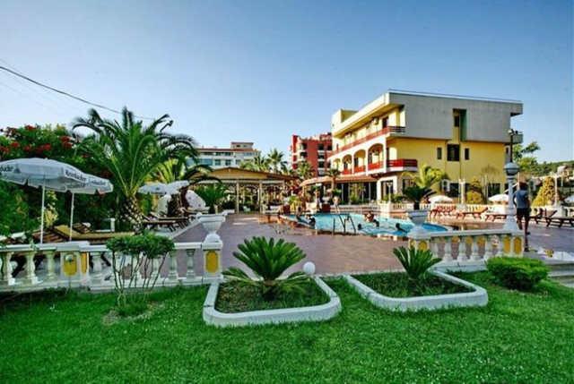Albania Wczasy Samolotem I Autokarem Hotel Grand Pameba