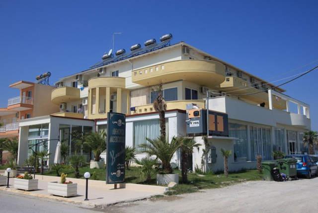 Hotel Yakinthos Paralia Grecja autokarem
