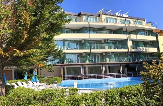 Bułgaria All Inclusive hotel Palma