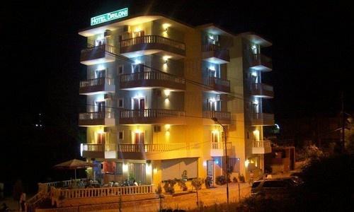 Hotel Drilon • Ksamil • Albania