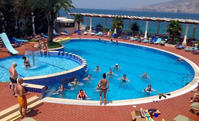 Hotel Dodona • Saranda