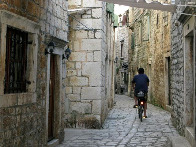 urocza uliczka • Stari Grad