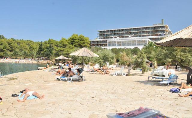 Hotel Arkada • wczasy w Chorwacji