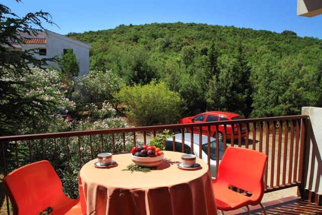 widok z pokoju•hotel Bon Repos
