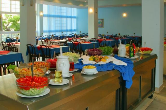 Restauracja w hotelu Laguna