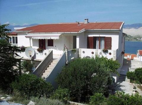 Chorwacja apartamenty Pag