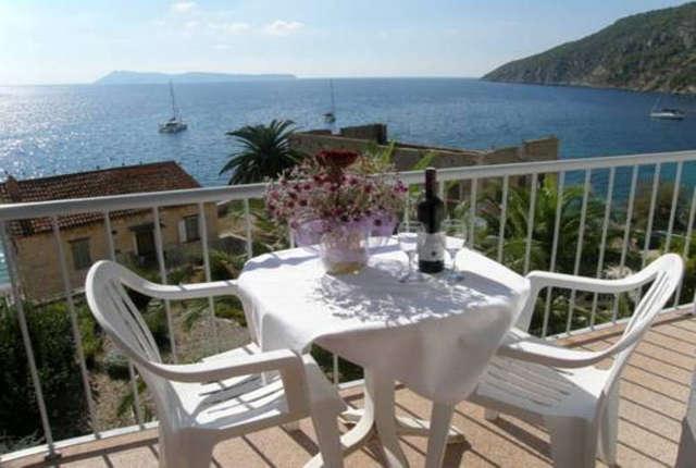 Hotel Bisevo • wyspa Vis