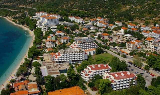 Hotel Labineca•Gradač•Chorwacja