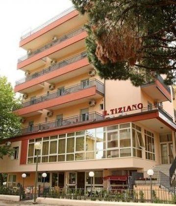 Hotel Tiziano - Włochy autokarem