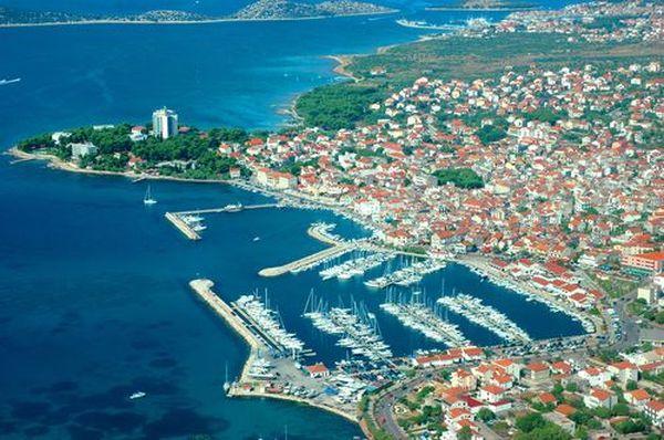 Chorwacja Vodice • apartamenty