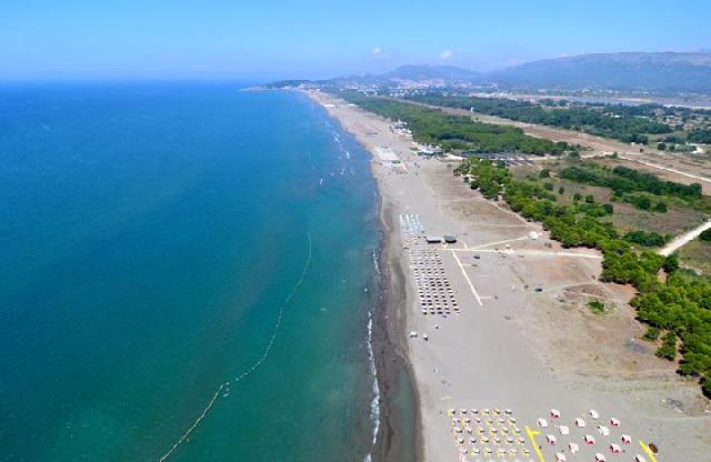 Wielka Plaża Ulcinj