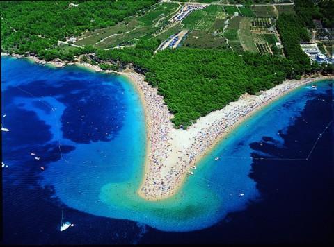 Chorwacja wyspa Brać • apartamenty