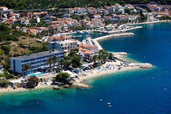 Hotel Sirena • Podgora • wczasy w Chorwacji