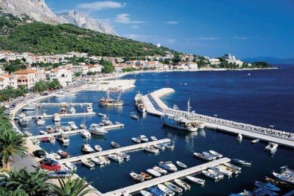 Chorwacja kwatery wrzesień nad morzem 8 osobowe 4x4