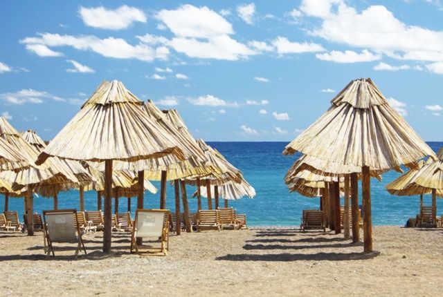 plaża Becici