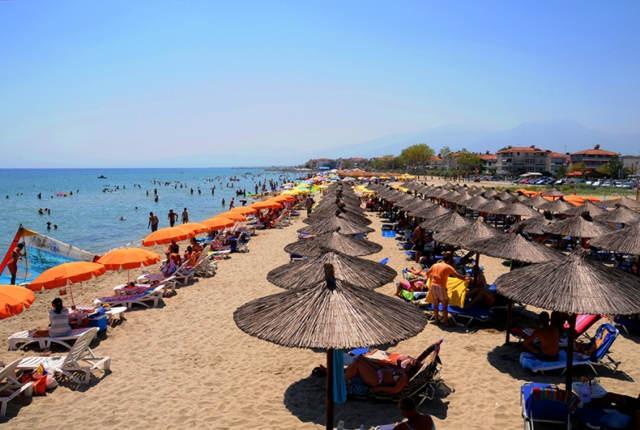 Paralia Grecja
